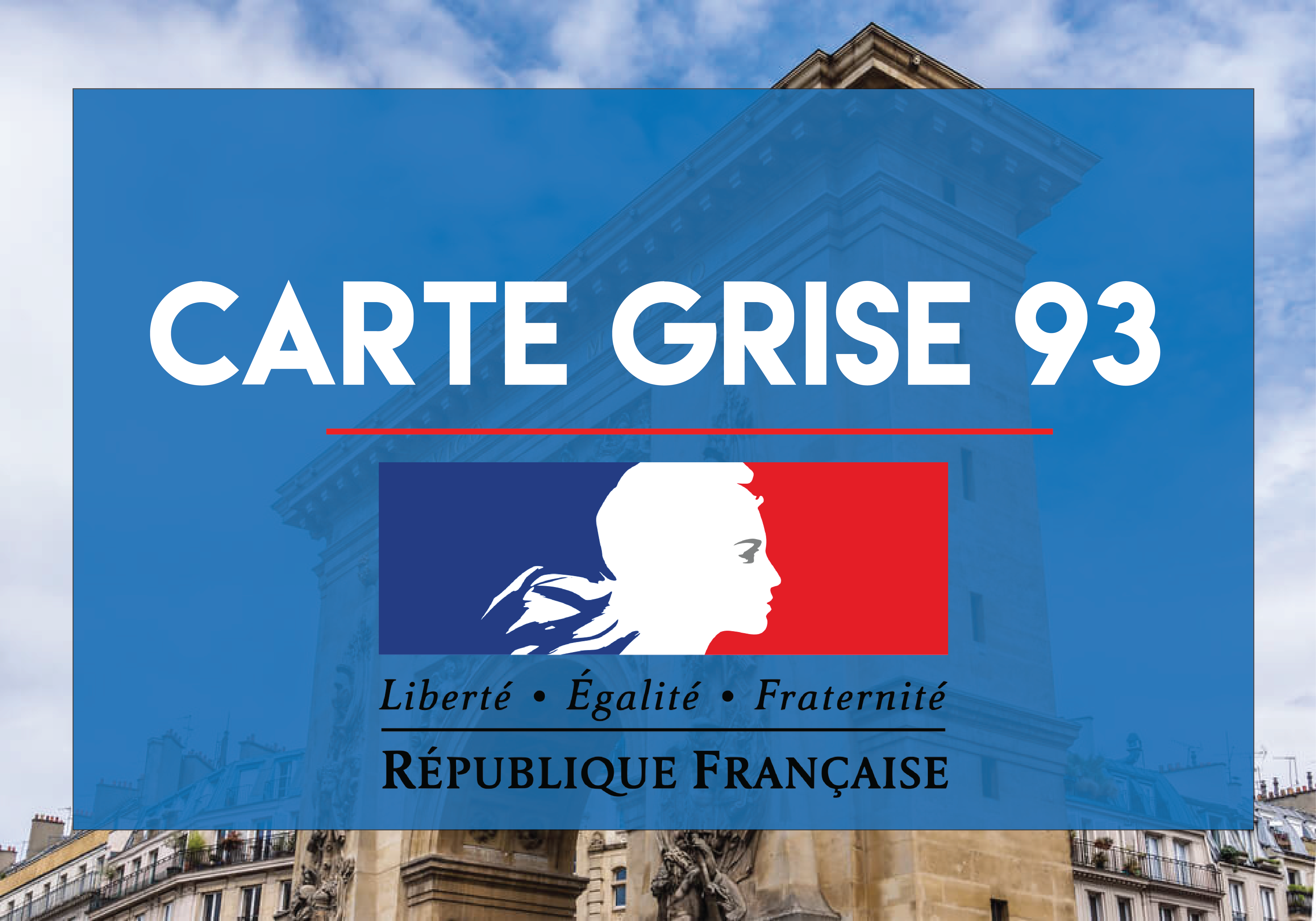 carte grise seine saint denis